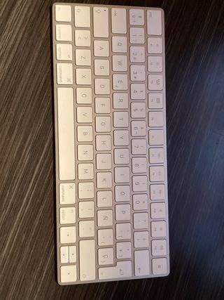 Teclado Mac Apple inalámbrico