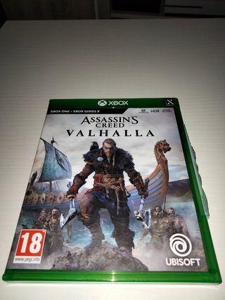 videojuego Assassins Creed valhalla