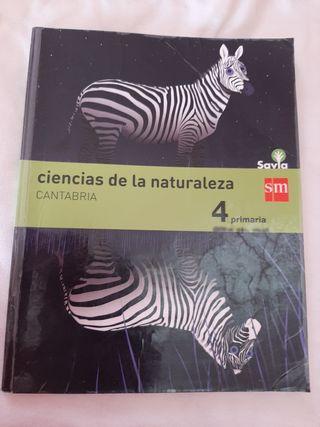 ciencias naturales 4° primaria
