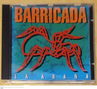BARRICADA (LA ARAÑA) CD 1994