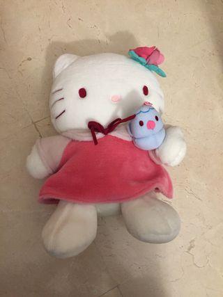 Hello Kitty peluche 40x30cm