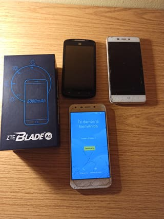 3 Smartphone ZTE