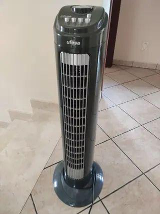 Ventilador / Calefactor Ufesa Verticis