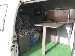 Nissan Vanette Cargo Camperizada