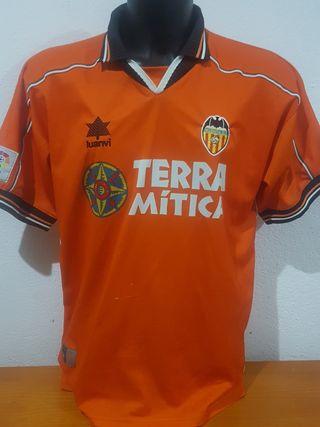 camiseta Luanvi del Valencia