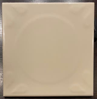 Azulejo cedolesa color crema