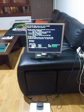 pantalla de ordenador seminueva