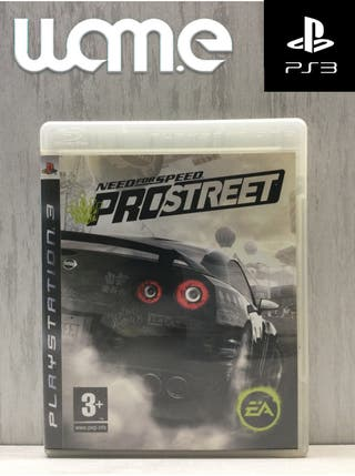 JUEGO PS3 - NEED FOR SPEED PRO STREET