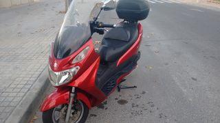 Suzuki Burgam 150cc