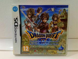 Dragon Quest Centinelas del Firmamento DS