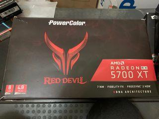 RX 5700 XT Red Devil