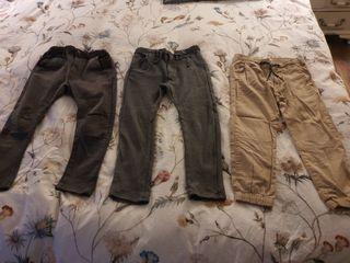 10 prendas para niño varias marcas
