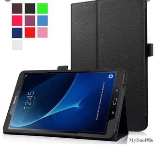 Funda y protector de Samsung GaLaxy tab A6
