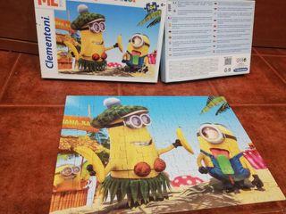 Puzzle Clementoni Minions 104 piezas