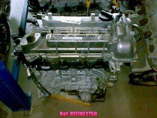 REFINE2750 Motor G4fj Kia Pro Ceed Veloster Gt 1.6
