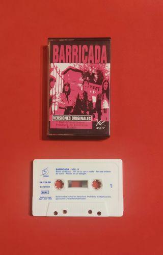 cassette BARRICADA vol II