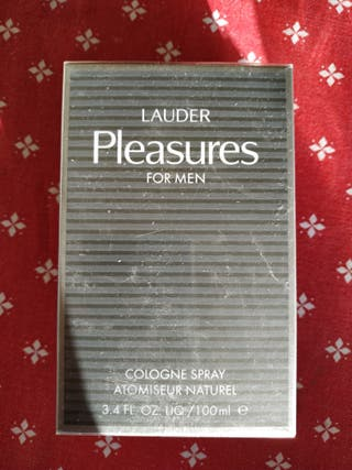 Colonia Lauder Pleasures for men