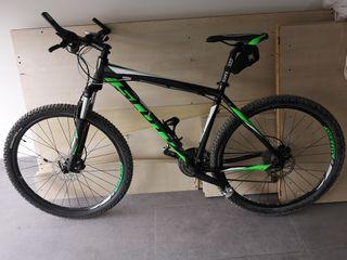 Bicicleta BTT scott aspect 750
