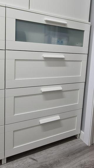 COMODA BRIMNES IKEA