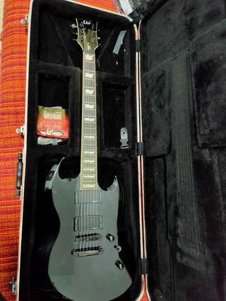 Vendo guitarra Ltd Viper 301(2002)