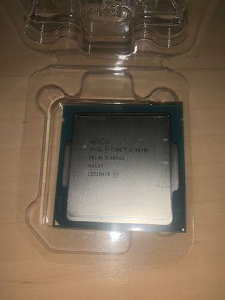 Procesador intel core i5-4670k