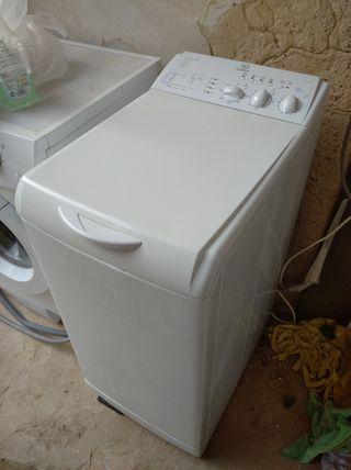 lavadora Indesit carga superior