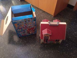 Casa de muñecas Playmobil