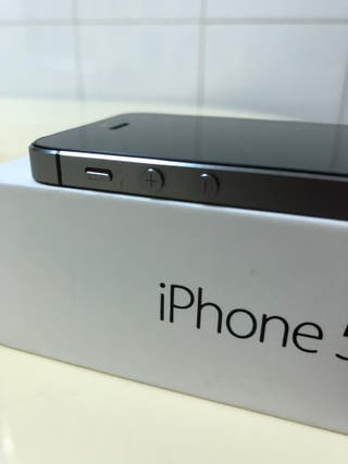 iPhone 5s 32gb (A1533) Negro