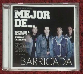 BARRICADA (LO MEJOR DE... BARRICADA) CD 2013
