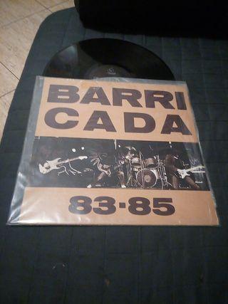 LP BARRICADA:83/85
