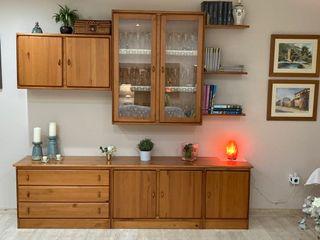 Muebles de comedor rusticos