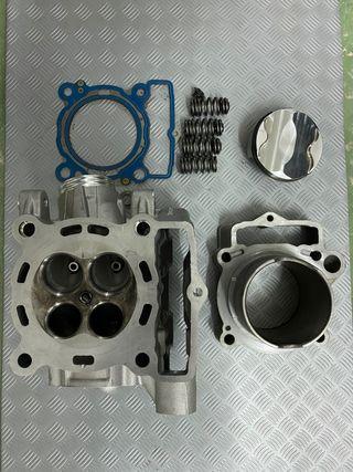 Cilindro, piston y culata KTM 250 EXC-F