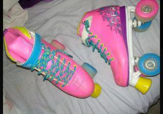 patines niña número 37
