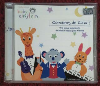 BABY EINSTEIN (CANCIONES DE CUNA) CD 2004