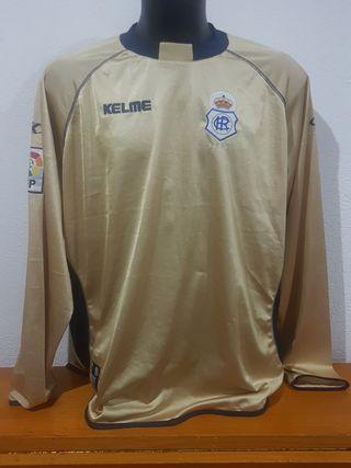 camiseta Kelme del Recreativo de Huelva
