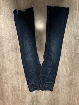 pantalones stradivarius talla 34