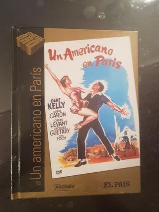 Peliculas dvd un americano en París nueva