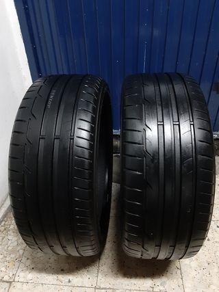 2 Neumáticos DUNLOP SPORT MAXX RT 225/40R18 92Y