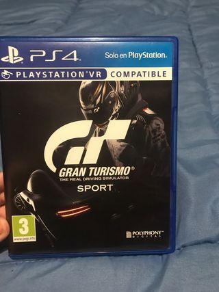 Gran Turismo VR