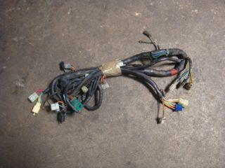 INSTALACION ELECTRICA HYOSUNG GT 250 R '07