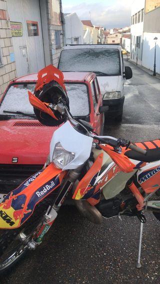ktm 250cc exc 2013