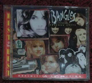BANGLES (DEFINITIVE COLLECTION) CD 1995