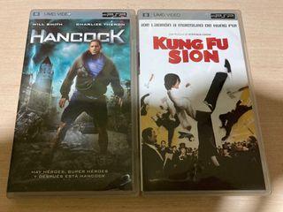 Hancock y Kung Fu Sion UMD para PSP