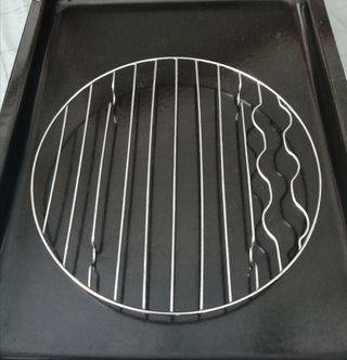 salvamanteles de metal / aro microondas
