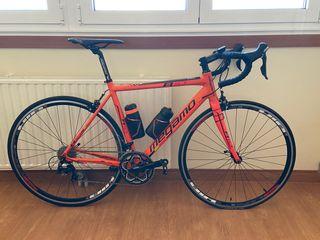 Bicicleta de Carretera Megamo R10 105 11S Orange
