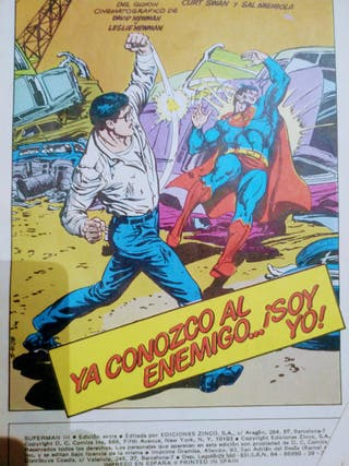 lote comics Superman