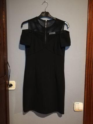 Vestido rejilla