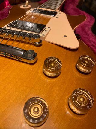 Guitarra Gibson Les Paul Standard 98 Honey Burst
