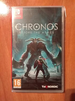 Chronos Before The Ashes Nintendo Switch