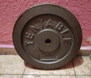 disco 20kg Tentable